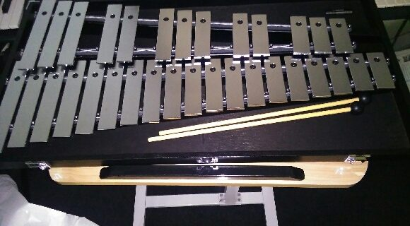 Local Grant Sees New Glockenspiel