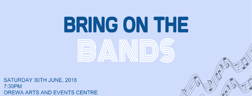 Bring on the Bands 2018